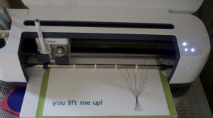 Cricut Maker Writing Text