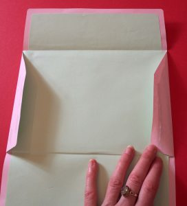 Cricut Envelope Assembly