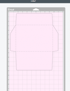 Cutting Mat 4: Envelope Exterior