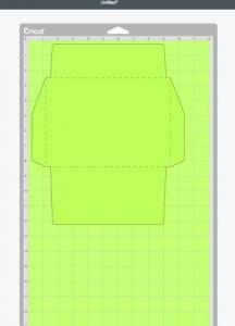 Cutting Mat 5: Envelope Interior