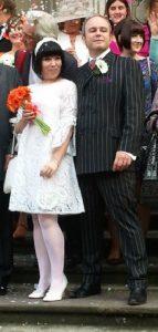 Mikki and Julian Wedding