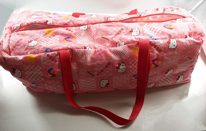 how to make a cricut carry bag