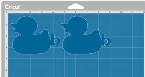Ducks for Cricut Card SVG