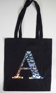 Personalised Tote Bag - Cut File for Cricut and Silhouette Machines