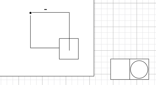 labelling negative circuit path cricut