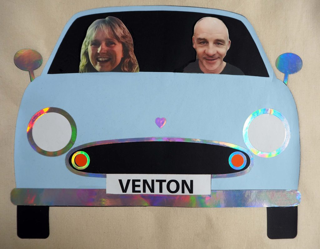 personalised layer cricut car
