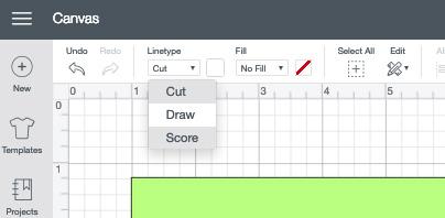Linetype Score